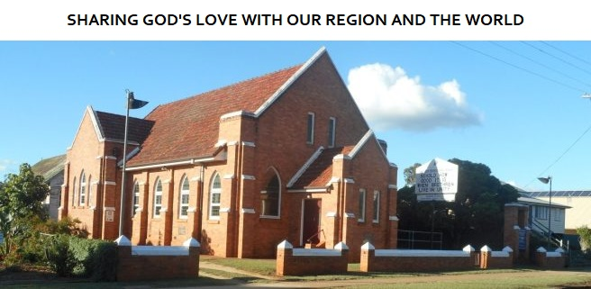 Kingaroy Presbyterian Church
